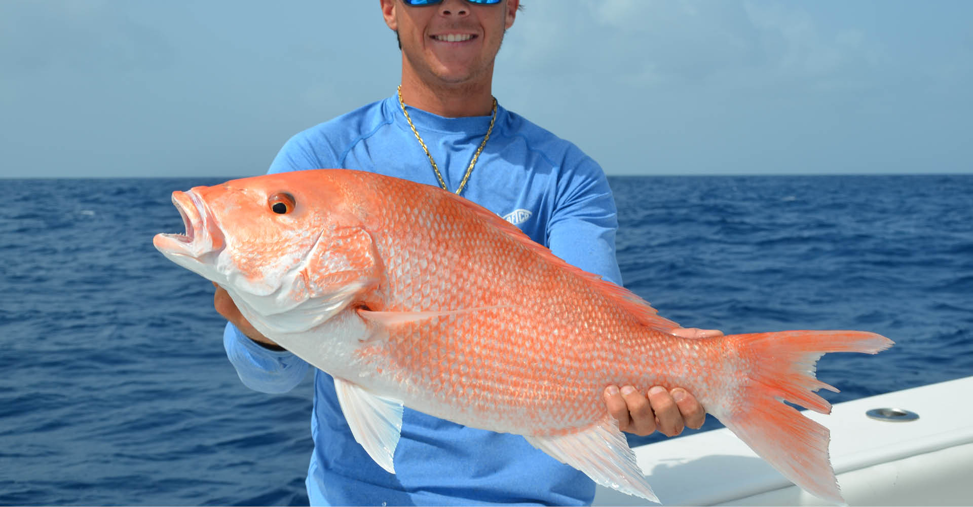 Handling Fish